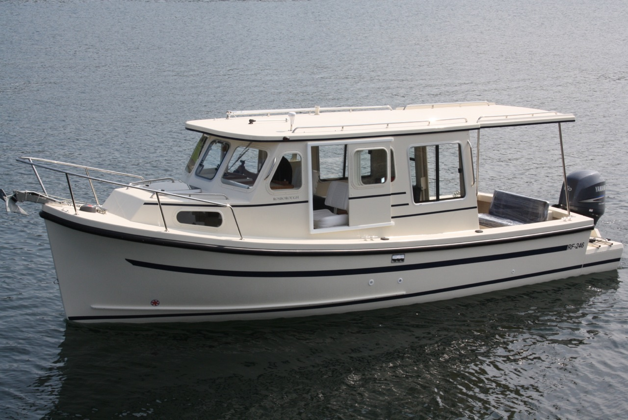24 Ft Trawler Plans Pictures to Pin on Pinterest - PinsDaddy