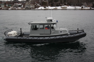 RW 9.11 Full Cabin - Patrol